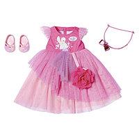 Бальное платье для куклы Baby Born в наборе с аксессуарами, фото 1