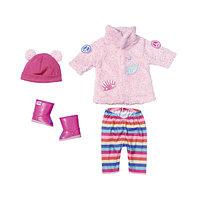 Одежда зимняя для куклы Baby Born в наборе