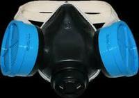 РЕСПИРАТОР ПРОТИВОГАЗОВЫЙ РПГ-67 (БРИЗ-2201)комплектуется фильтрующим патроном А1Р1