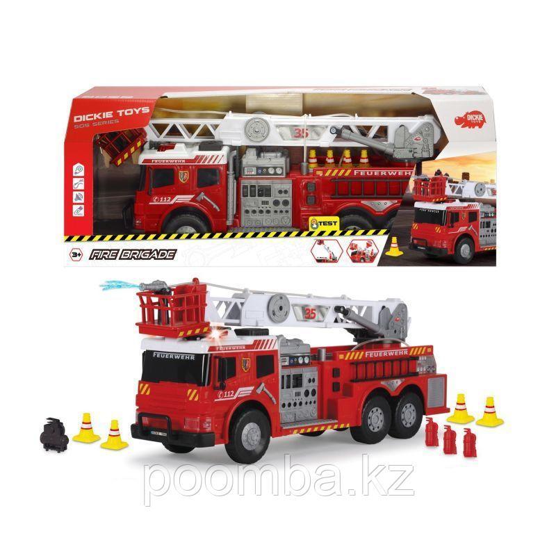 Пожарная машина 62 см свет звук Dickie Toys