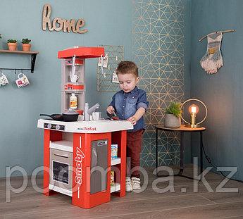 Детская кухня Tefal Studio звук 27акс. Smoby