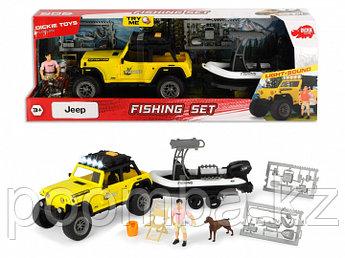 Игровой набор Рыбака серии PlayLife Dickie Toys