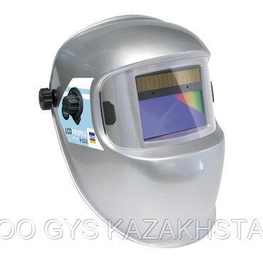 МАСКА ДЛЯ СВАРКИ LCD PROMAX 9/13 G SILVER, фото 2