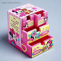 Памятные коробочки для новорожденных, Минни Маус