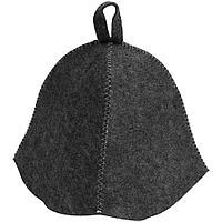 Банная шапка Heat Off, серая, фото 1