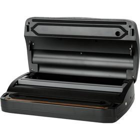 Вакуумный упаковщик VIATTO YJS210, бескамерный, 110 Вт, 2 режима, 310 мм, чёрный - фото 1