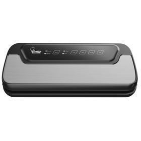 Вакуумный упаковщик VIATTO VAVS999LUX, бескамерный, 110 Вт, 300 мм, серебристо-чёрный