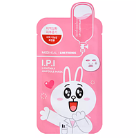 Маска для лица Mediheal Line Friends I.P.I Lightmax Ampoule mask