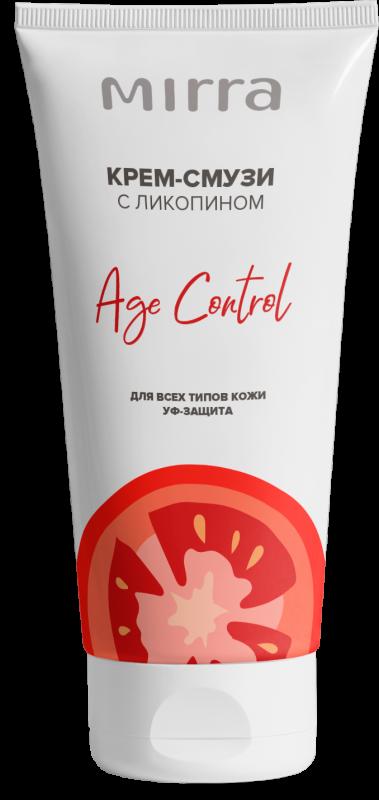 MIRRA Крем-смузи для лица с ликопином Age Control