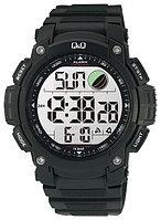 Японские наручные часы Q&Q M119-001. Гарантия. Kaspi RED. Рассрочка.