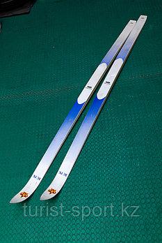 Лыжи армейские (комплект входит палки и крепления)