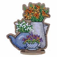 """Набор для вышивания сувенира """"Первоцветы"""""""