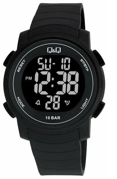 Японские наручные часы Q&Q M122-001. Гарантия. Рассрочка. Kaspi RED.