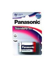 "Panasonic 6LR61REE/1B Батарейка Every Day Power щелочная ""крона"""
