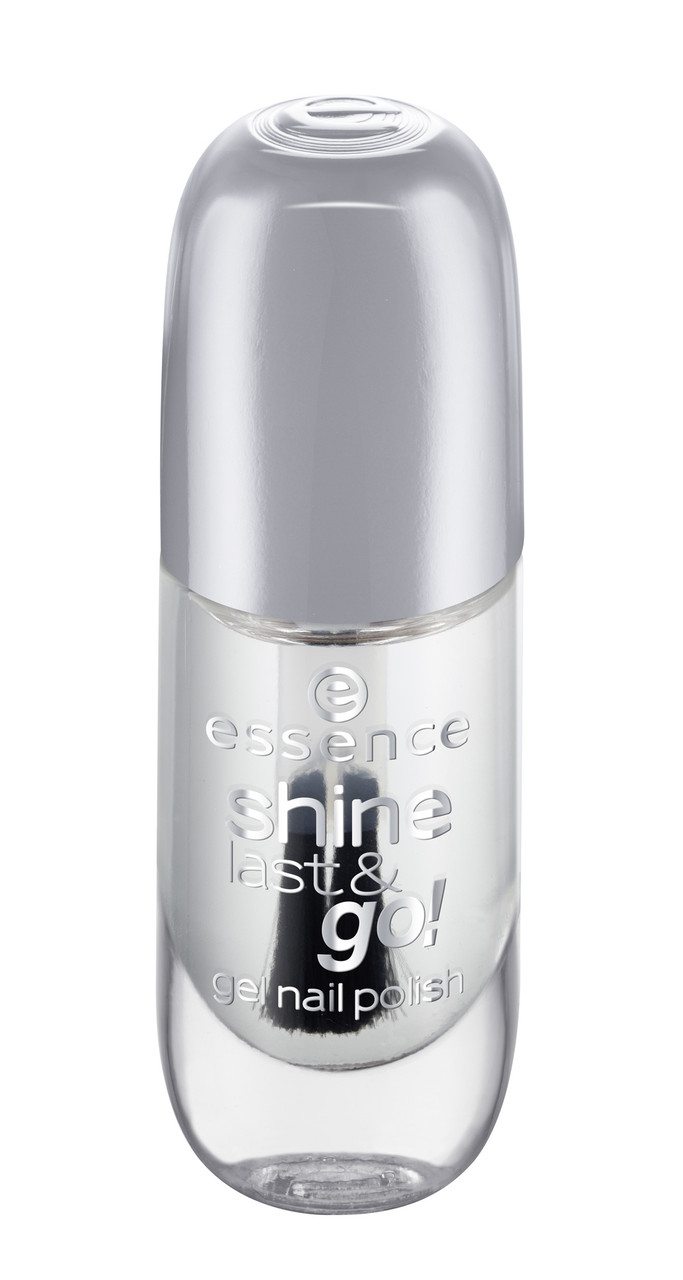 Essence Лак для ногтей с эффектом геля Shine Last & Go! gel nail polish 01