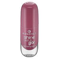 Essence Лак для ногтей с эффектом геля Shine Last & Go! gel nail polish 10