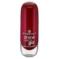 Essence Лак для ногтей с эффектом геля Shine Last & Go! gel nail polish 14