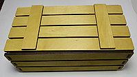 Подарочная коробка из реек, фото 4