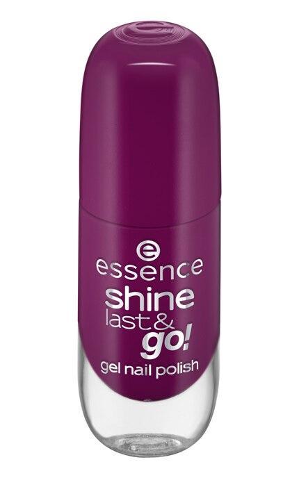Essence Лак для ногтей с эффектом геля Shine Last & Go! gel nail polish 46