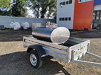 Термос-молоковоз 1500 литров,автоцистерна для молока