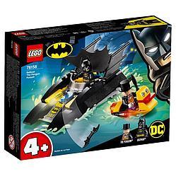 LEGO: Погоня за Пингвином на Бэткатере Super Heroes 76158