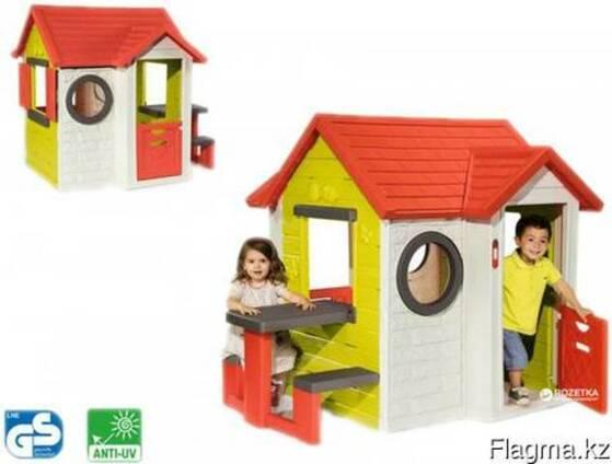 Smoby Игровой детский домик со столом
