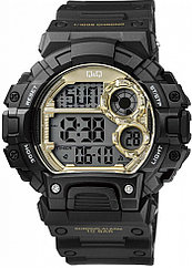 Японские наручные часы Q&Q M144-004. Гарантия. Kaspi RED. РАссрочка.