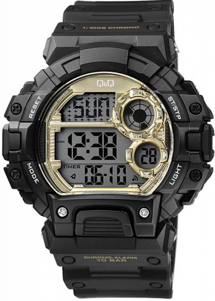 Японские наручные часы Q&Q M144-004. Гарантия.
