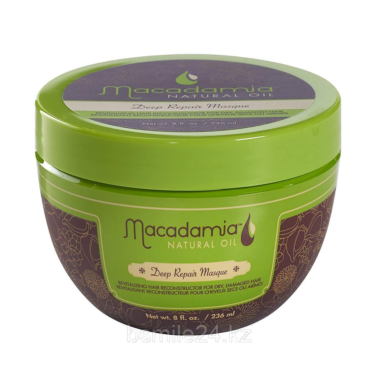 Восстанавливающая Маска для волос от Macadamia Natural Oil