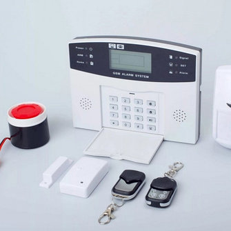 Системы охраны для дома и офисов