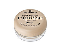 Essence Мусс тонирующий soft touch matt mousse 04 matt ivory