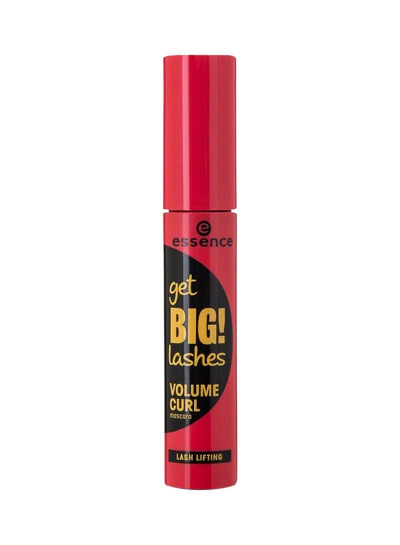 Тушь для ресниц объем и подкручивание Essence Get Big Lashes Volume Curl Mascara