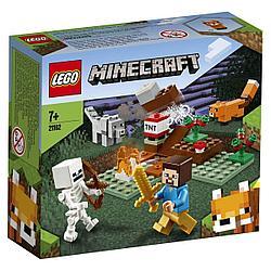LEGO: Приключения в тайге Minecraft 21162