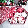 Новогодний подарочный набор ёлочных игрушек., фото 4