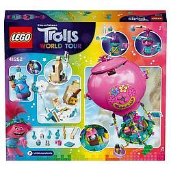 LEGO: Путешествие Розочки на воздушном шаре Trolls 41252