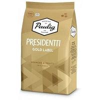 Paulig Presidentti Gold, зерно, 1000 гр.