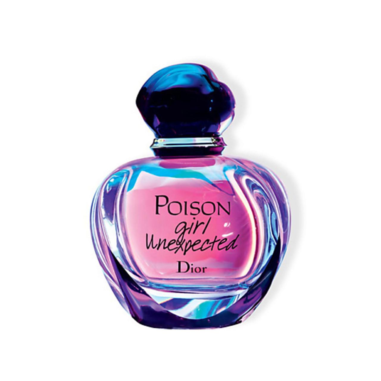 Туалетная вода Dior Poison Girl Unexpected 50ml (Оригинал - Франция)