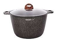 "Кастрюля 8л ""Granit ultra"" (Кукмара, Россия)"