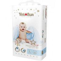 Трусики YokoSun Premium размер L (9-14кг) 44 штуки