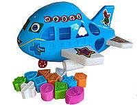 М537 Самолет сортер 33*19см