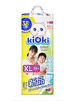 Трусики-подгузники Kioki размер XL (12+кг) 38 штуки
