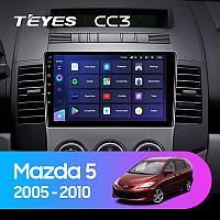 Автомагнитола Teyes CC3 4GB/64GB для Mazda 5 2005-2010