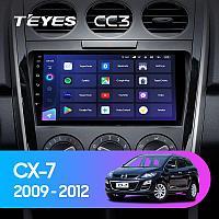 Автомагнитола Teyes CC3 4GB/64GB для Mazda CX-7 2009-2012