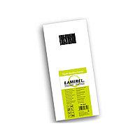 Пружина пластиковая Lamirel LA-78669, 8 мм. Цвет: черный, 100 шт