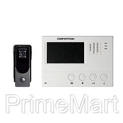 Комплект видеодомофона Competition SAC7DN-CK+MT392C-CK2