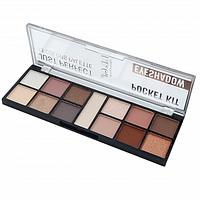 DoDo Girl Pocket Kit: 12 colors Eyeshadow Palette - 01 палетка теней