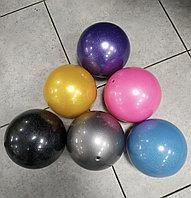 Мяч для Гимнастики металлик