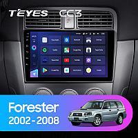 Автомагнитола Teyes CC3 4GB/64GB для Subaru Forester 2002-2008