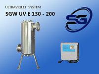 УФ установка обеззараживания воды SGW UV ES -180 PRO ( произв-ть 80 м3/час)