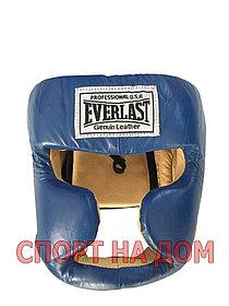 Боксерский шлем Everlast (полная защита)